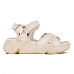 ECCO CHUNKY WOMEN'S CRISS-CROSS SANDALS