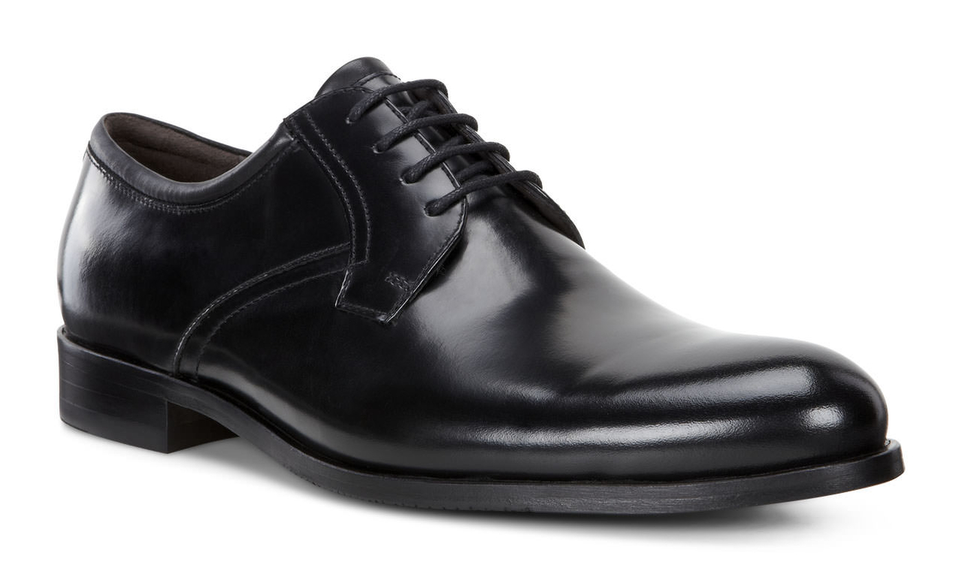 ECCO IRVINGTON Plain Toe Tie