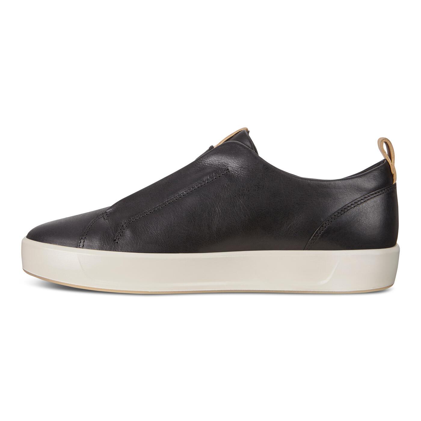 ECCO SOFT8 LX Mens Sneaker Slip-on