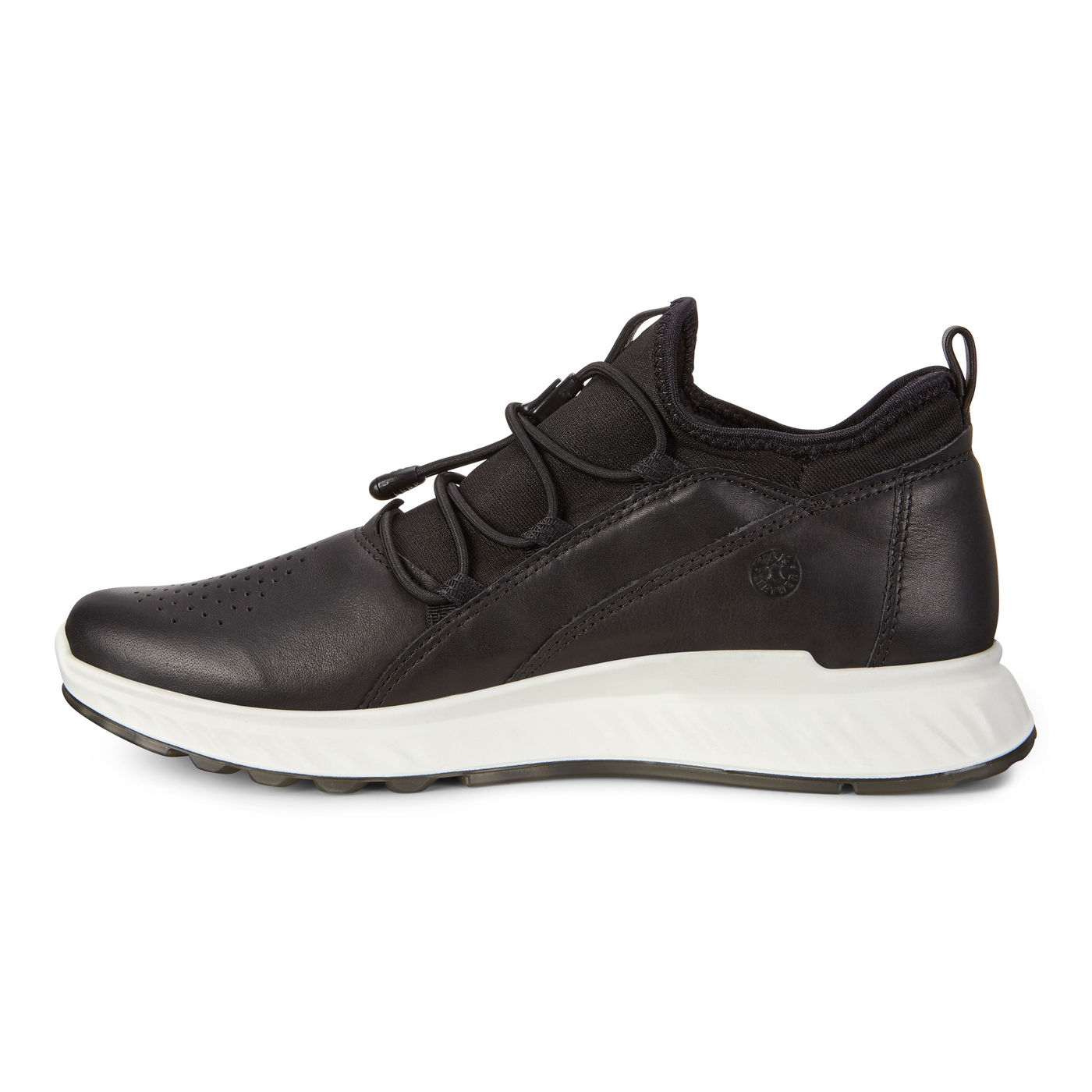 ECCO ST1 Womens High Cut Athleisure Sneaker Toggle