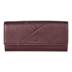 ECCO LINNEA Metallic Continental Wallet