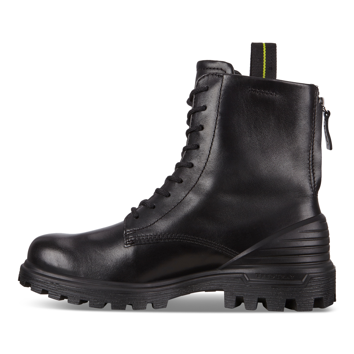 ECCO TRED TRAY Womens Lace Up Boots