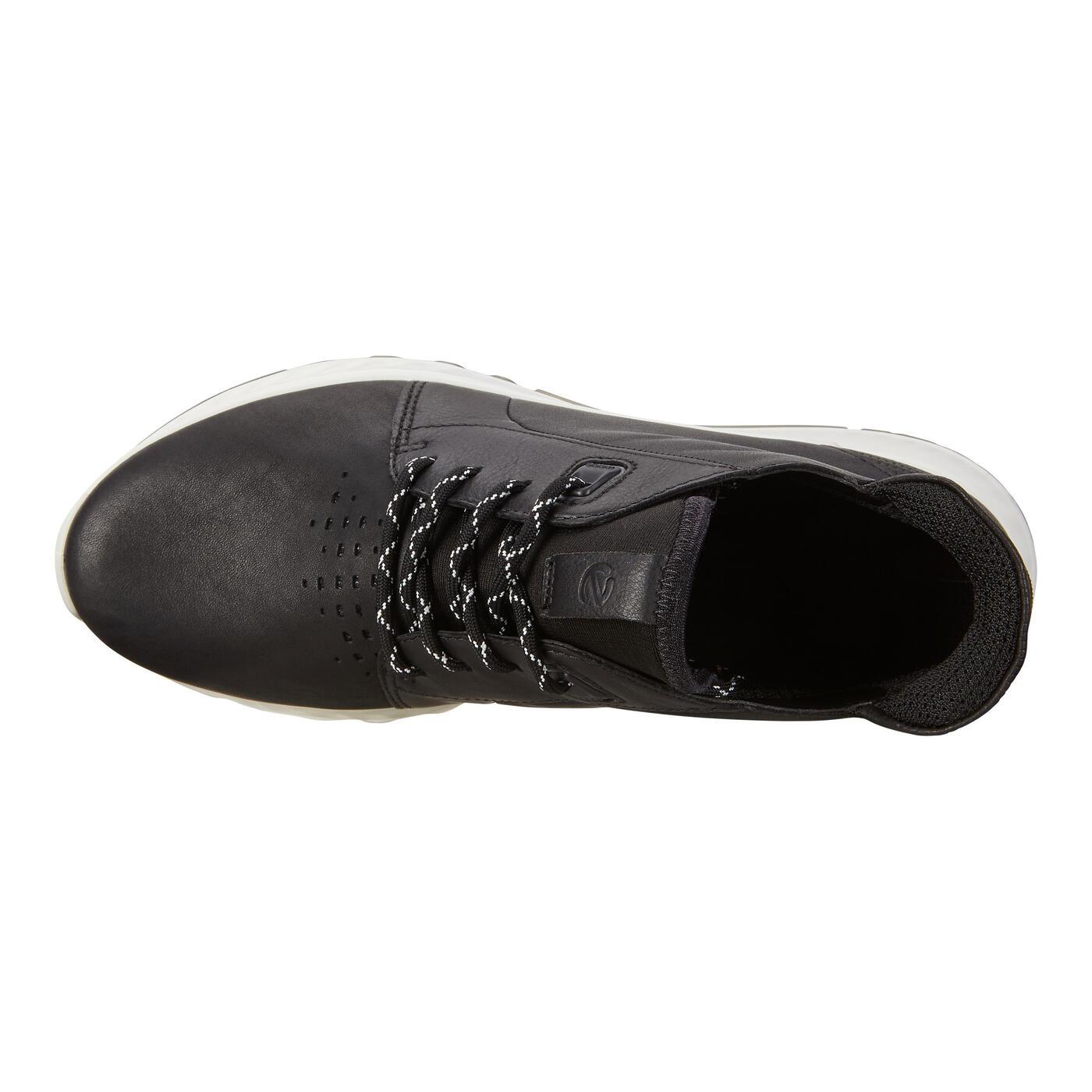 ECCO ST1 Womens High Cut Sneaker Lace