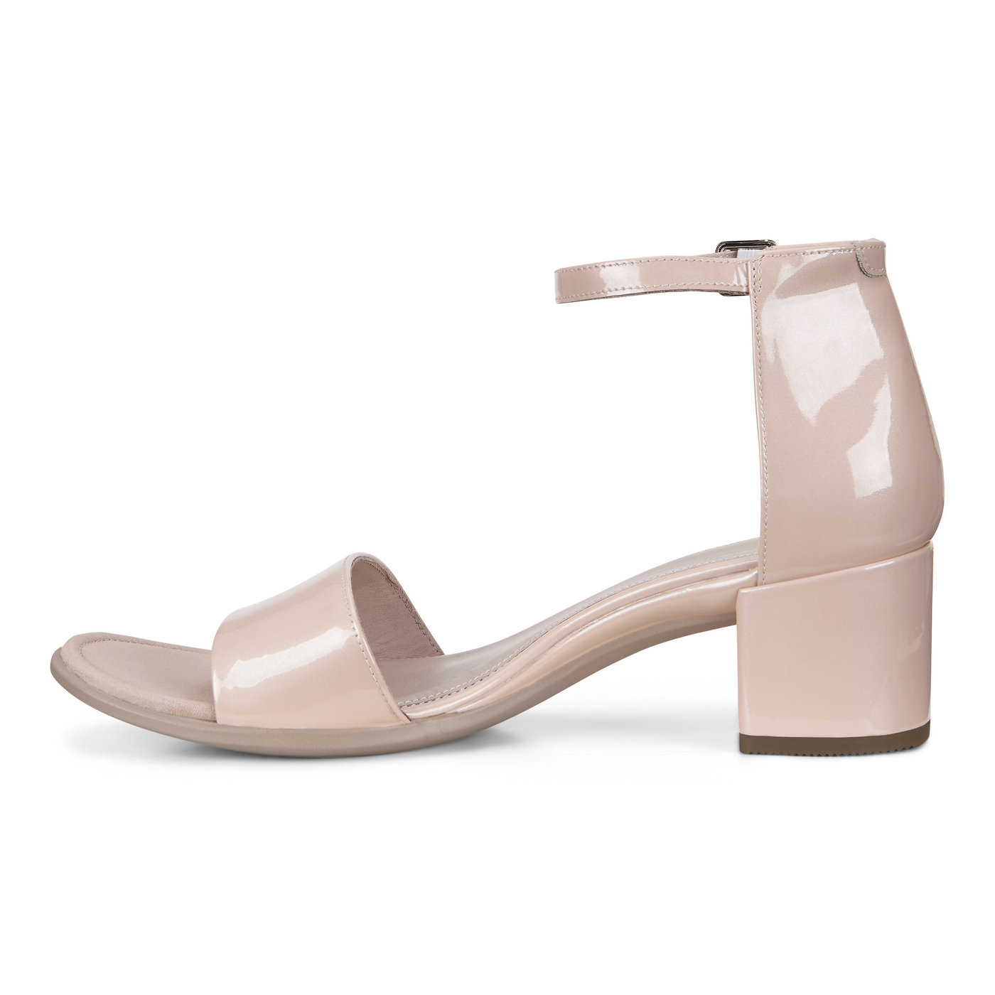ECCO SHAPE BLOCK SANDAL Ankle Strap 35mm