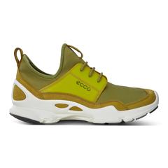 ECCO BIOM C Mens Apparition Leather Sneaker
