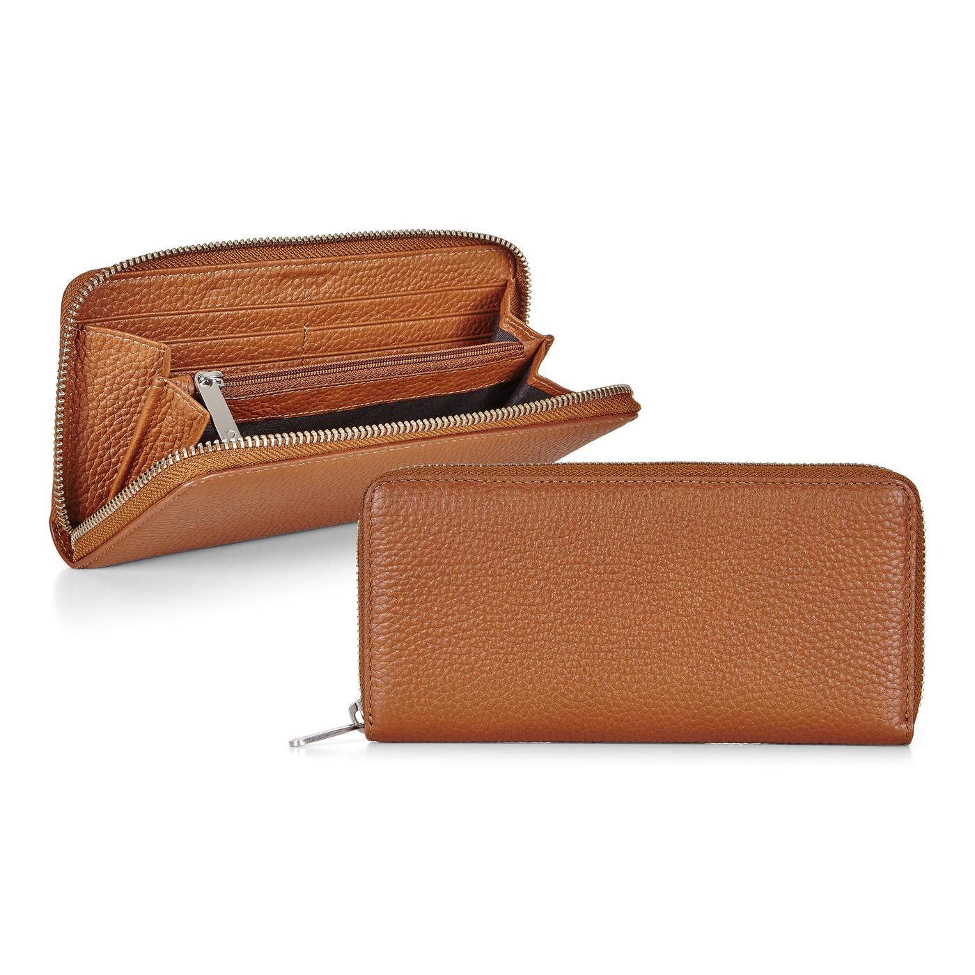 ECCO ISAN2 Large Zip Wallet