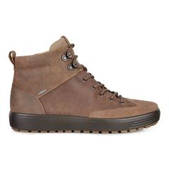 ECCO SOFT7 TRED Mens High Cut Sneaker GTX Lace