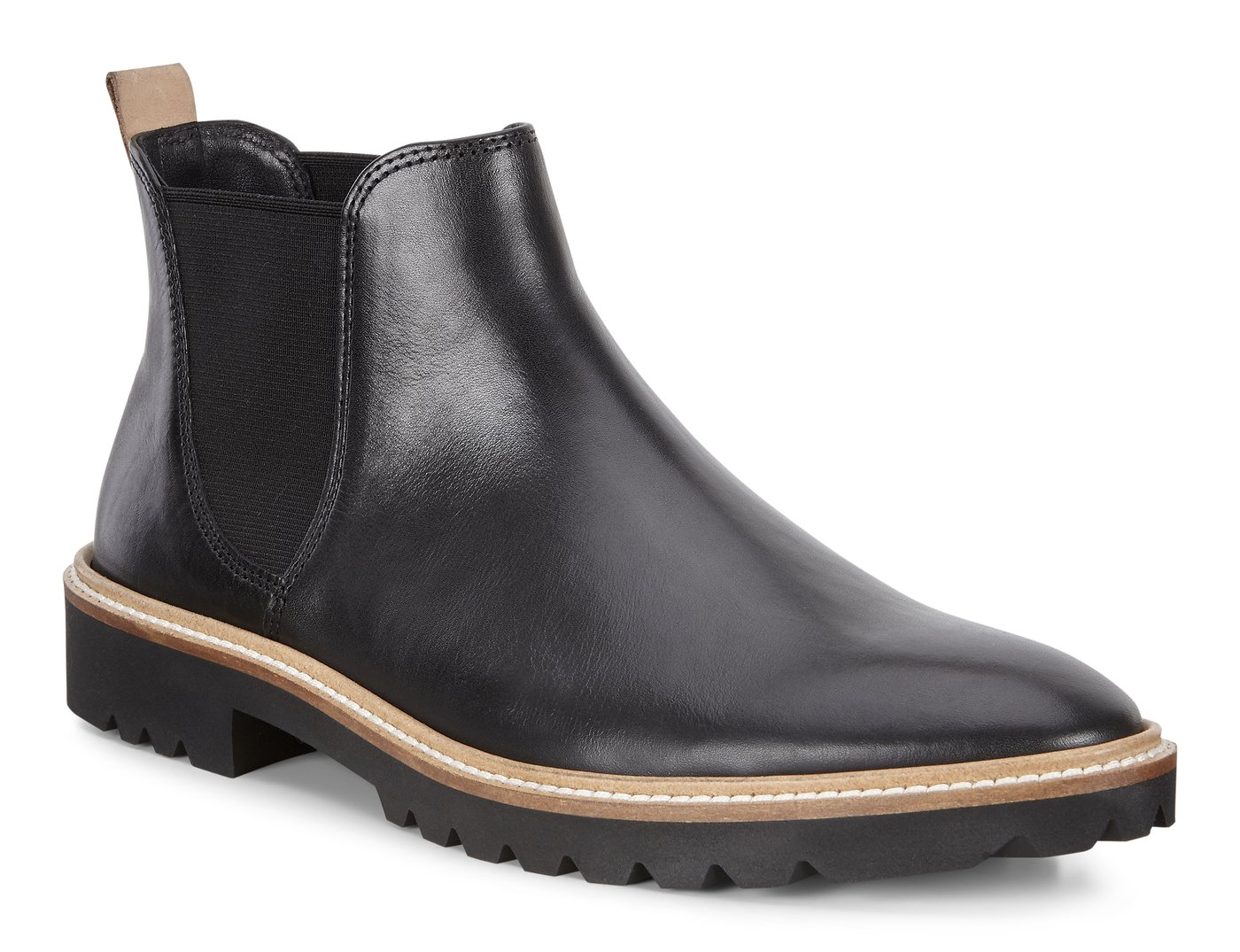 ECCO INCISE TAILORED Side Gore Ankle Boot