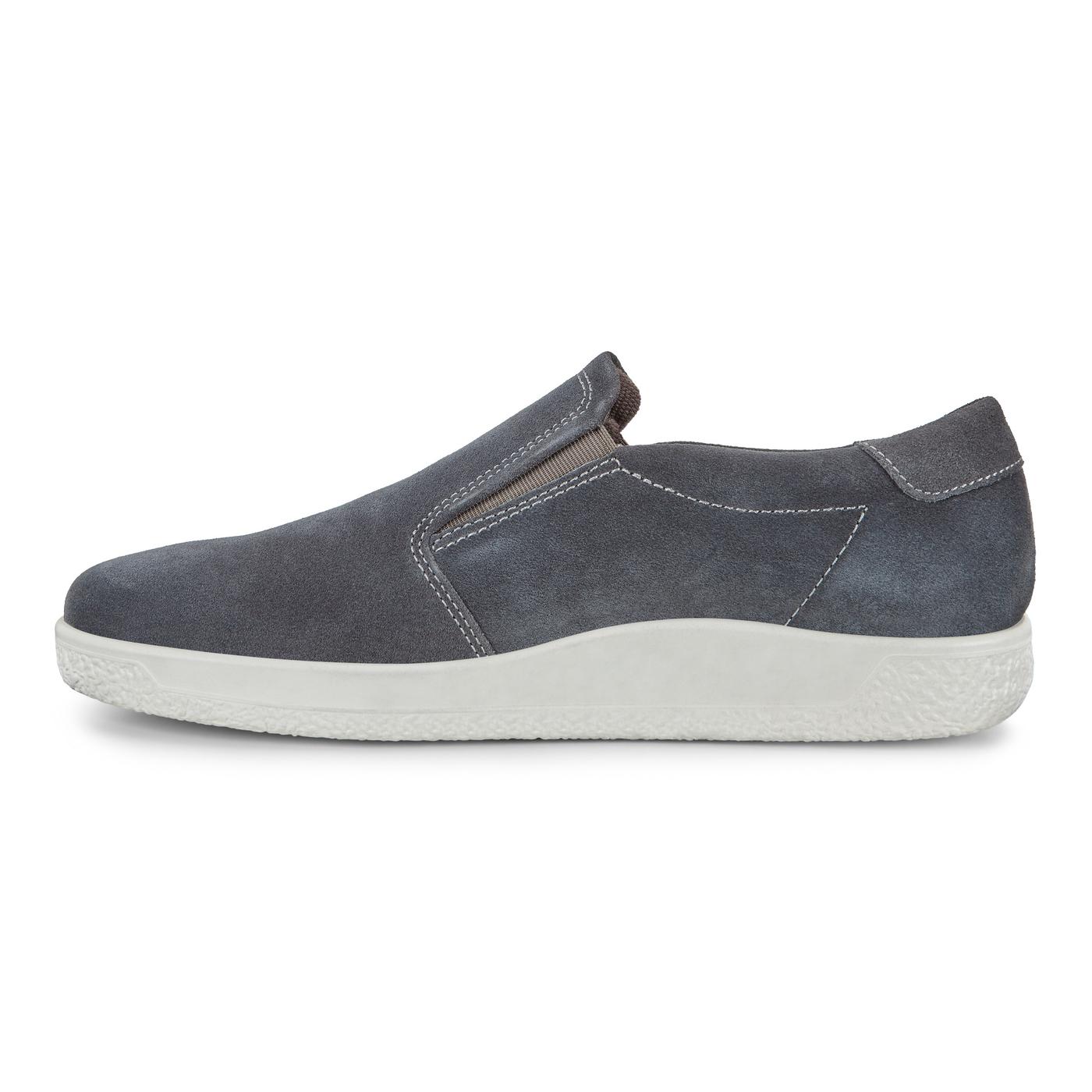 ECCO SOFT1 Mens Sneaker Slip On
