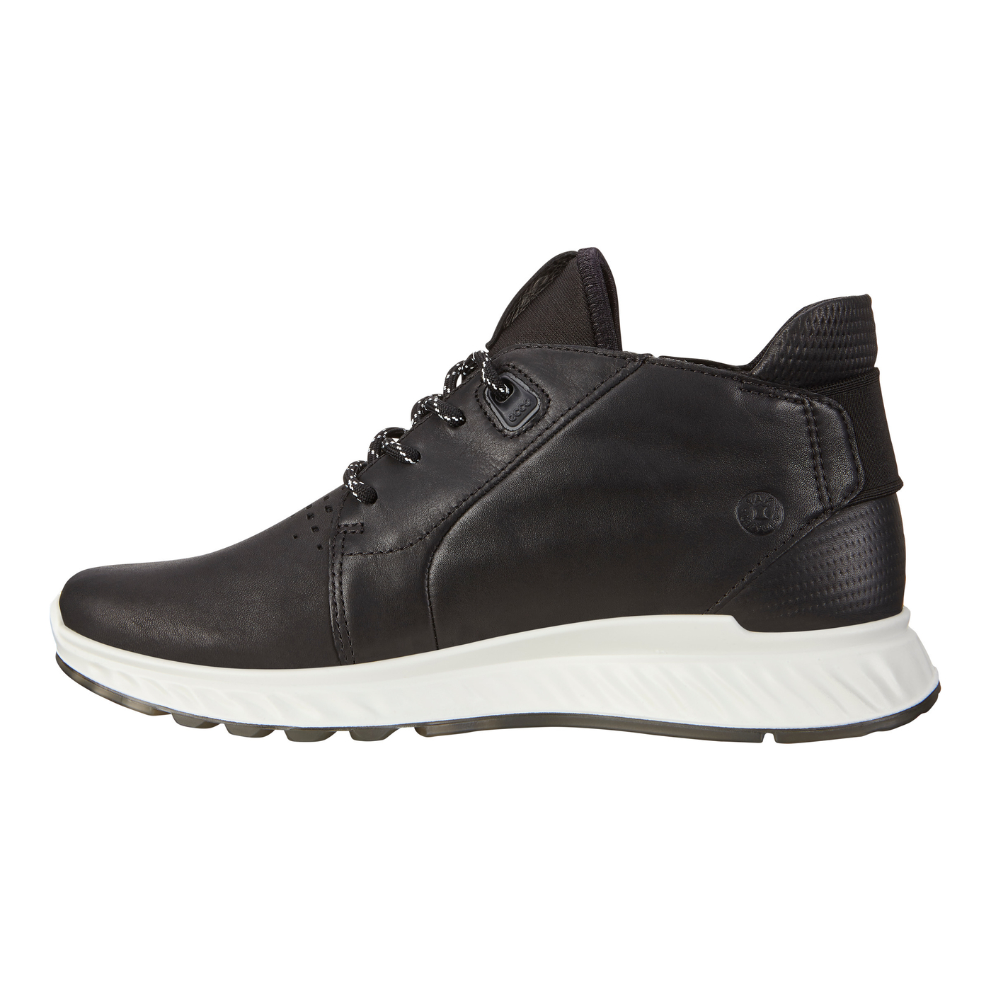 ECCO ST1 Womens High Cut Sneaker Lace