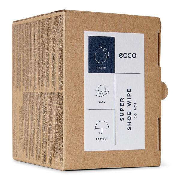 ECCO Super Shoe Wipes 20 pcs.