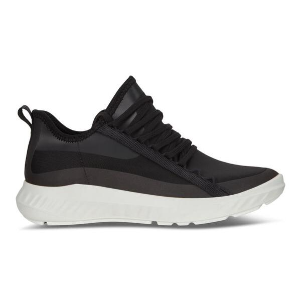 ECCO ST.1 LITE Womens Sneaker Leather/Textile