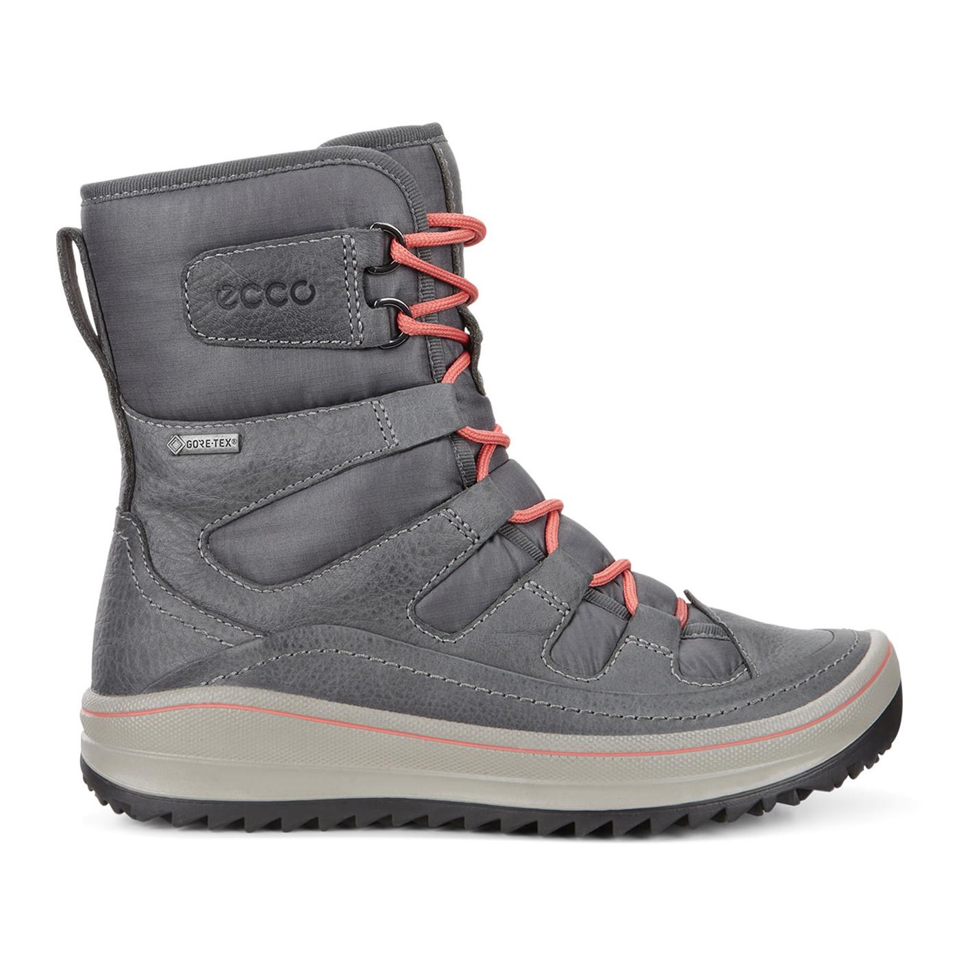 ECCO TRACE Sporty Boot Tie GTX
