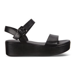 ECCO ELEVATE PLATEAU FLAT WOMEN'S SANDALS