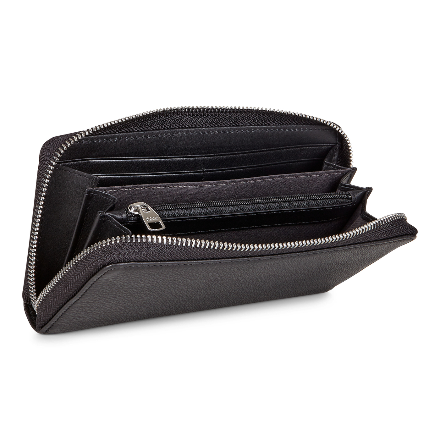 ECCO JOS Large Zip Wallet