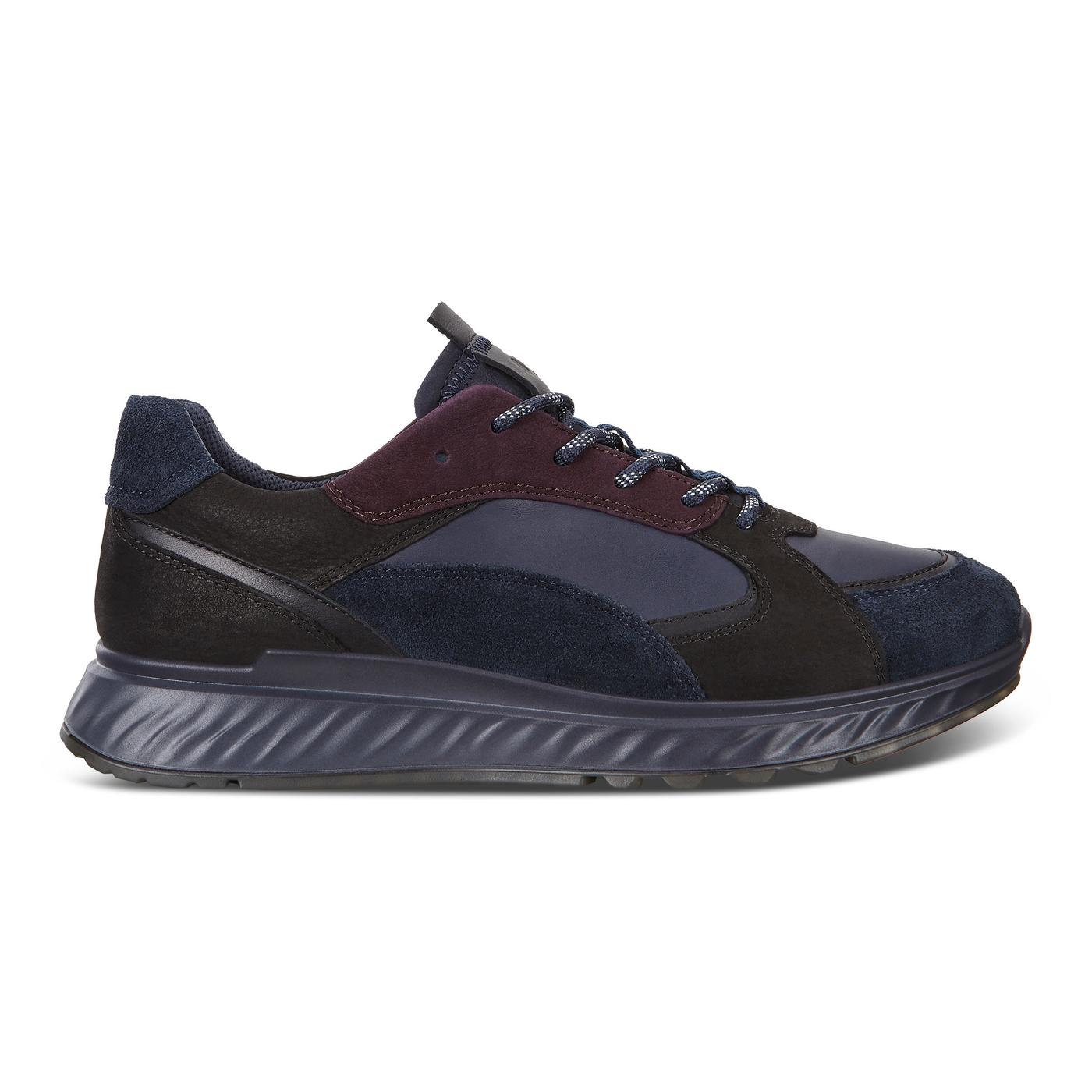 ECCO ST.1 Mens Multicolor Sneaker Tie