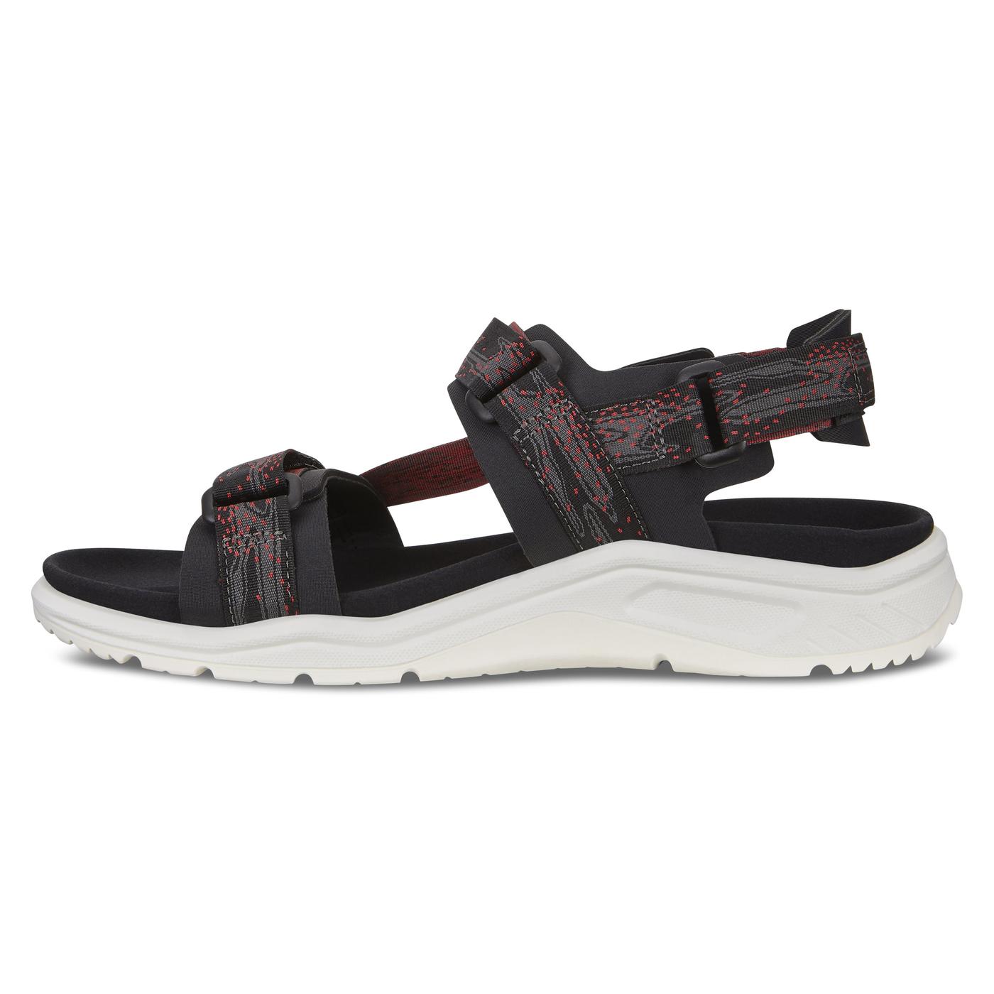 ECCO X-TRINSIC Womens Flat Sandal Textile Strap