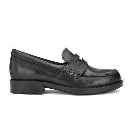 ECCO SAUNTER 2.0 Junior School Loafer (size:36~40)
