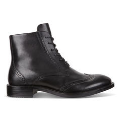 ECCO SARTORELLE TAILORED Manish Lace Up Bootie 25mm