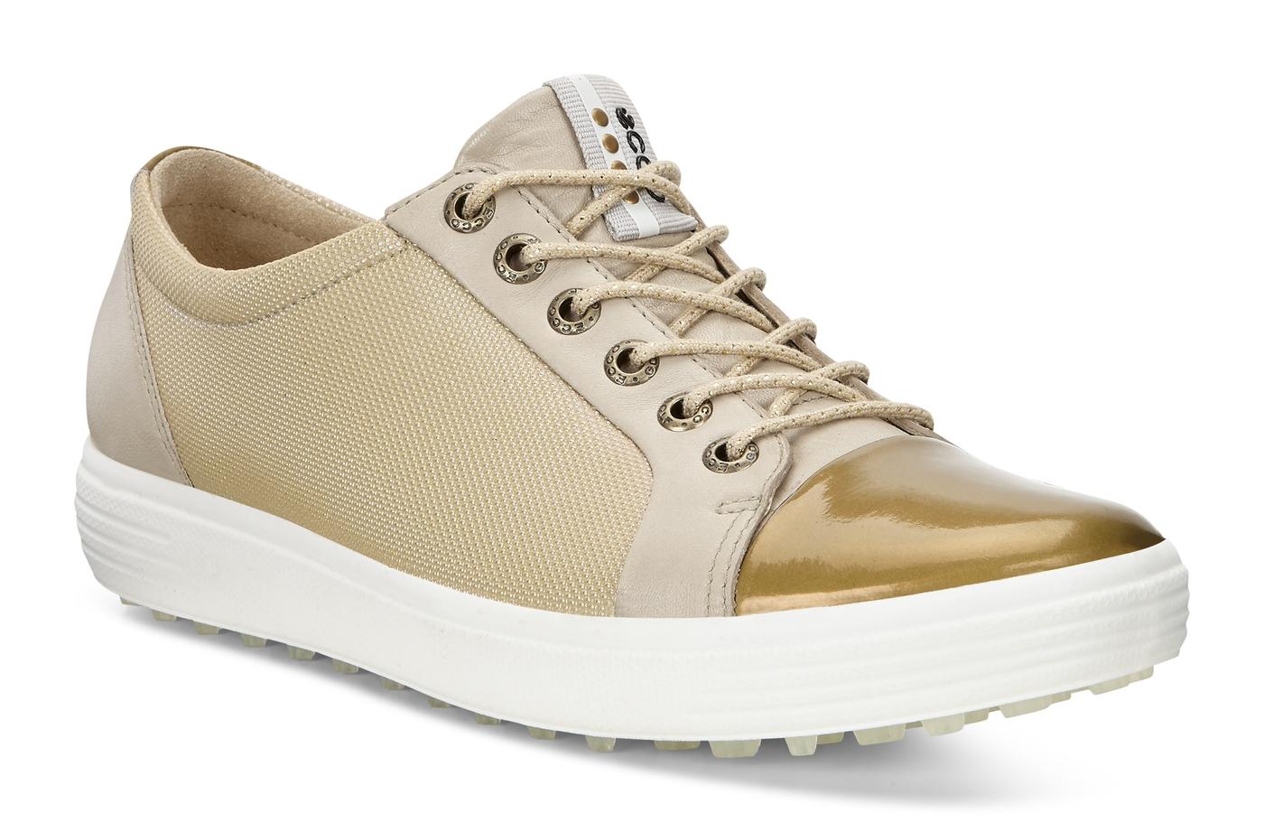 ECCO CASUAL HYBRID Golf Ladies Leather Lining