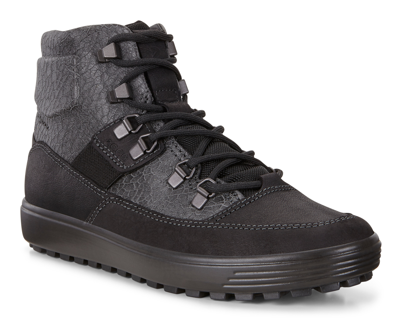 ECCO SOFT7 TRED Womens Outdoor Boots PRIMALOFT Lining HM