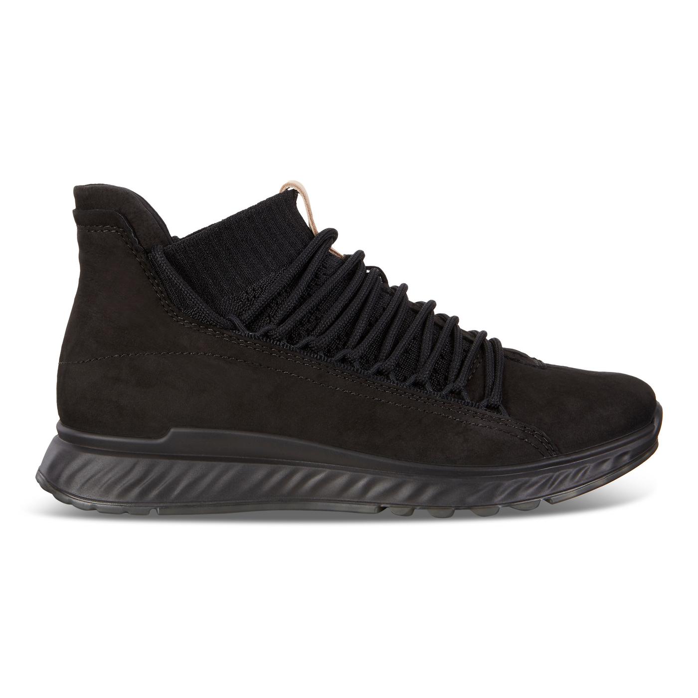 ECCO ST1 Womens Halo High Cut Street Sneaker