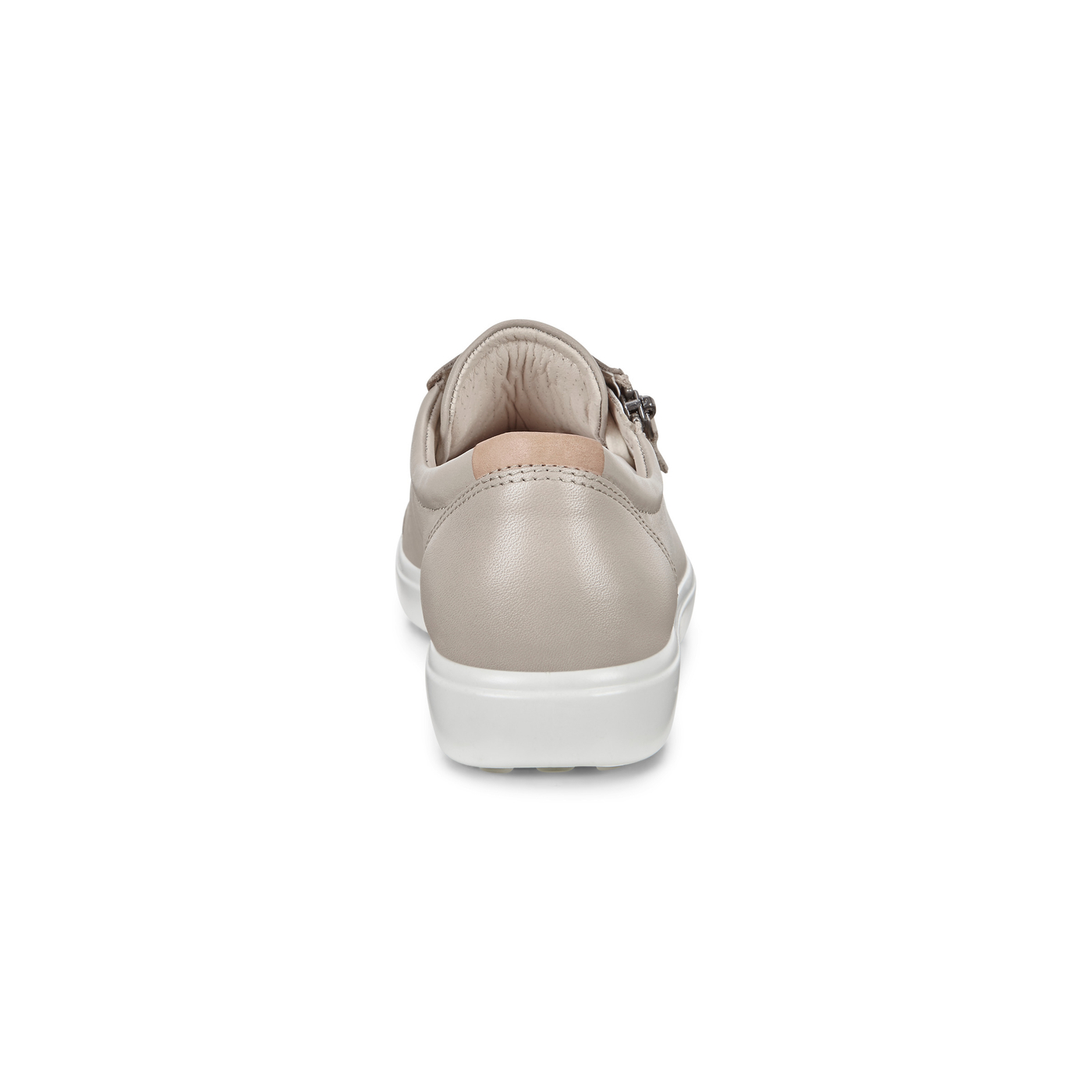 ECCO SOFT7 Womens Sneaker Lace with Zip