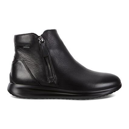 ECCO AQUET Womens Short Boot Gore-Tex