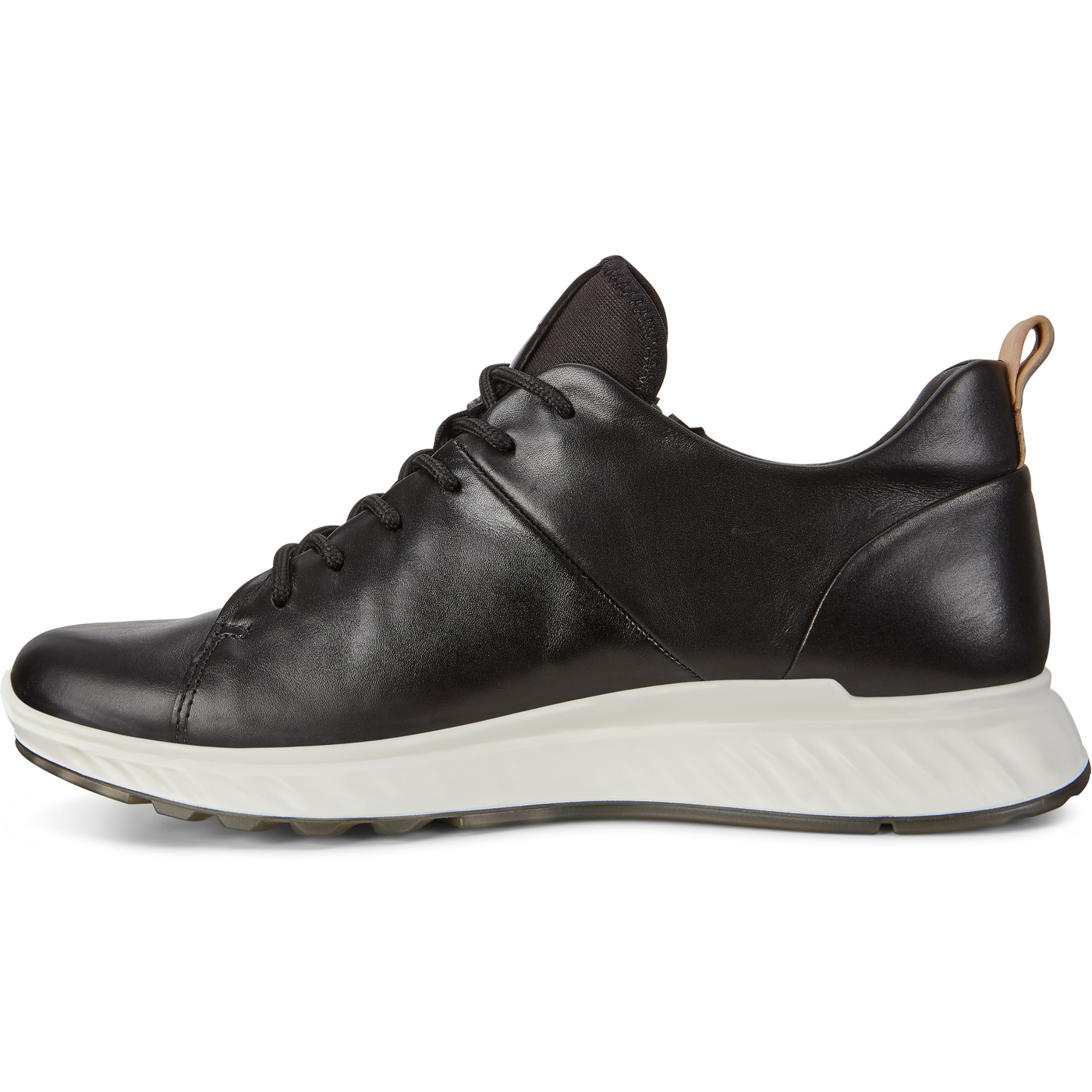 ECCO ST1 Mens Mid Cut Athleisure Sneaker Lace with Zip
