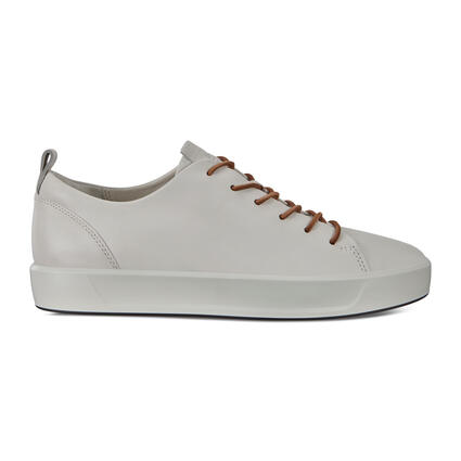 ECCO SOFT8 Mens DriTan Low Cut Sneaker Tie