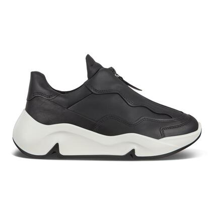 ECCO CHUNKY SNEAKER Womens Zip Sneaker
