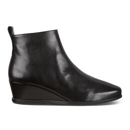 ECCO SHAPE WEDGE Zip Ankle Boot 45MM
