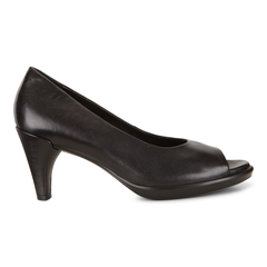 ECCO SHAPE PEEP TOE SLEEK 55mm
