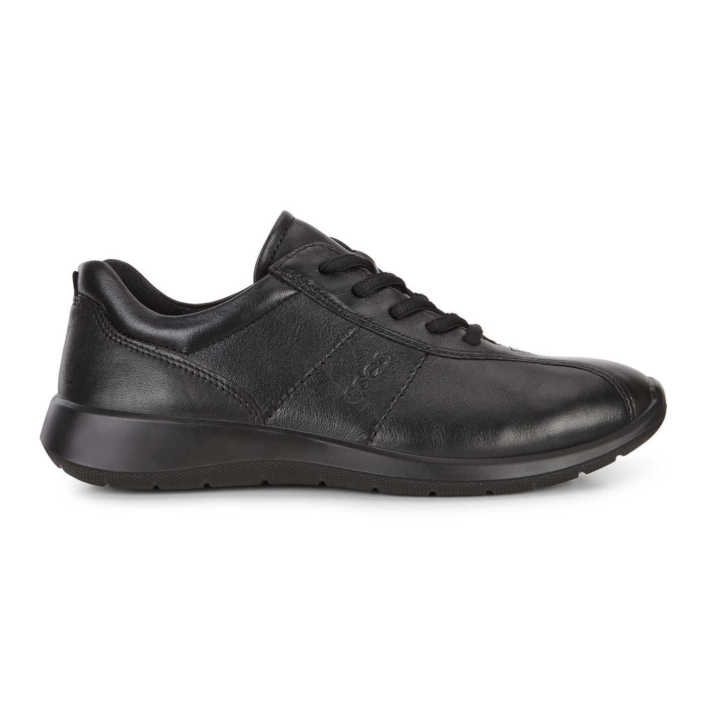 ECCO SOFT5 Ladies Sneaker Tie