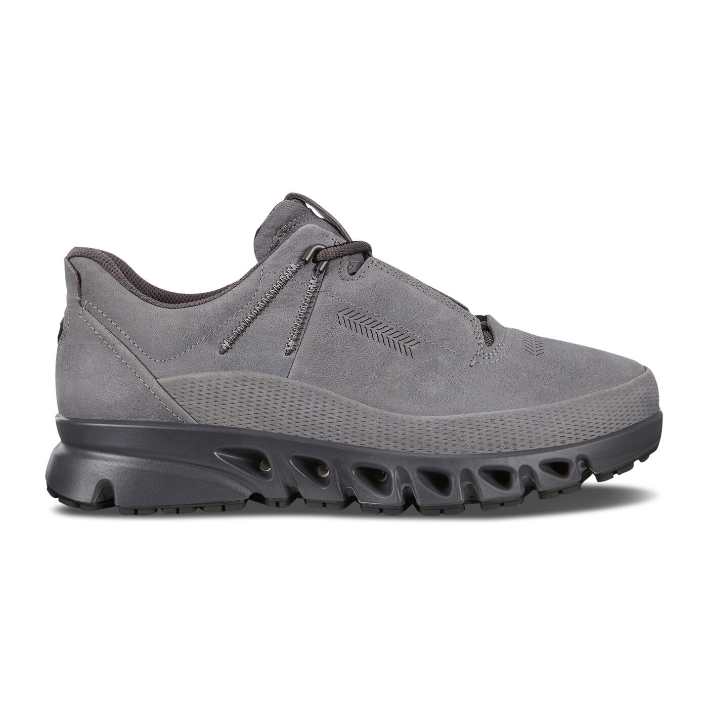 ECCO MULTI-VENT Mens Leather Sneaker