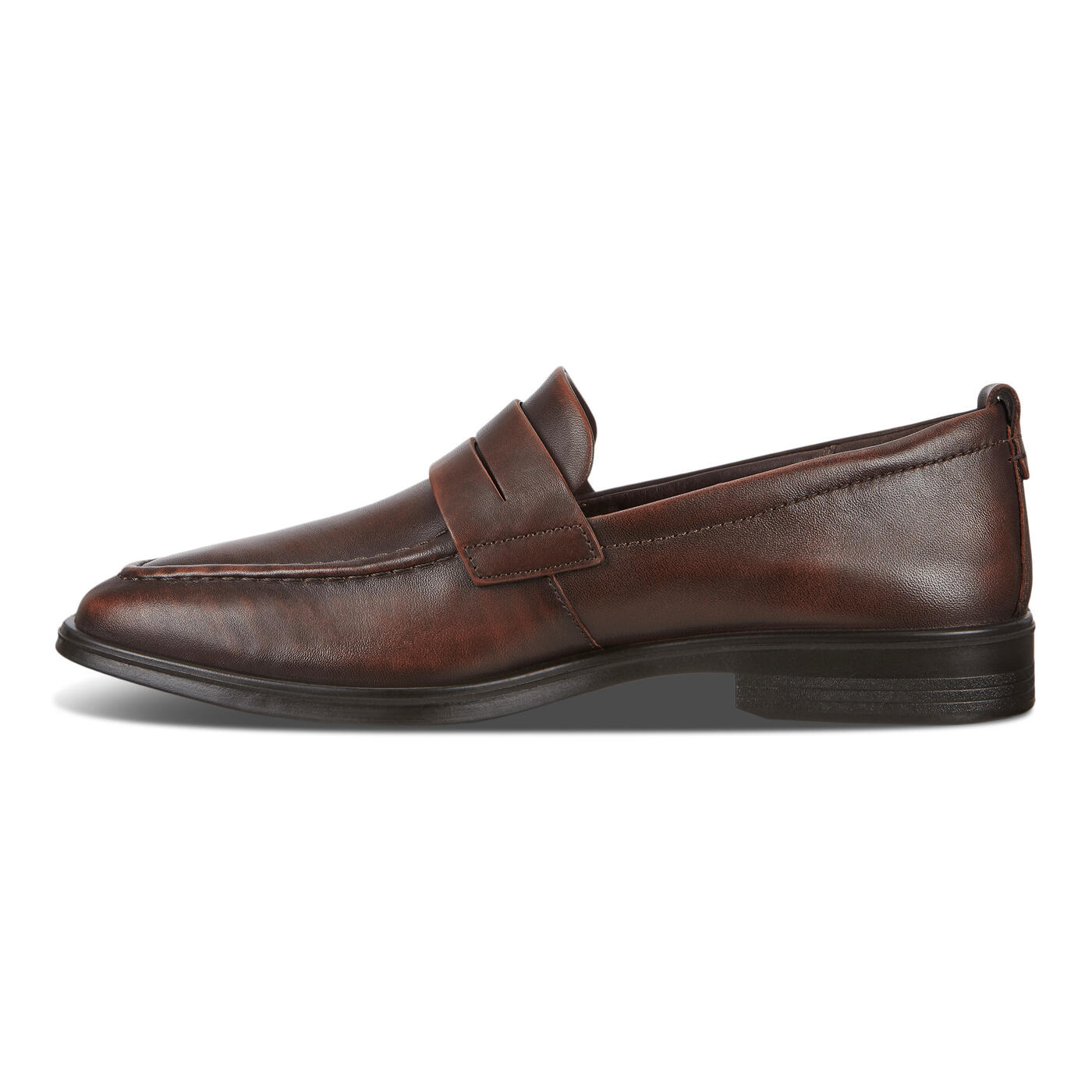 ECCO® ビジネスシューズ   MELBOURNE Penny Loafer Flexible Leather ...