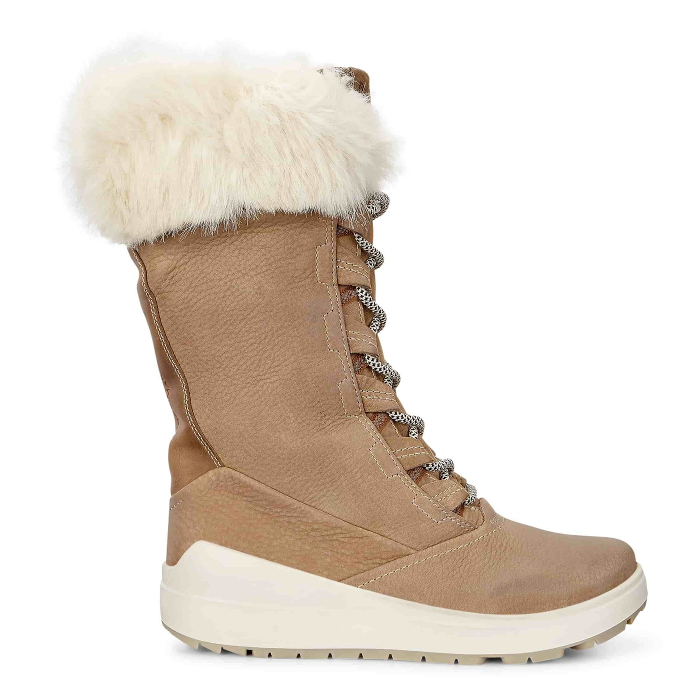 ECCO NOYCE High Lace Boot
