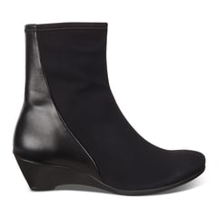 ECCO SCULPTURED Wedge Ankle Boot 45mm