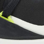 BLACK/WHITE/LIME PUNCH