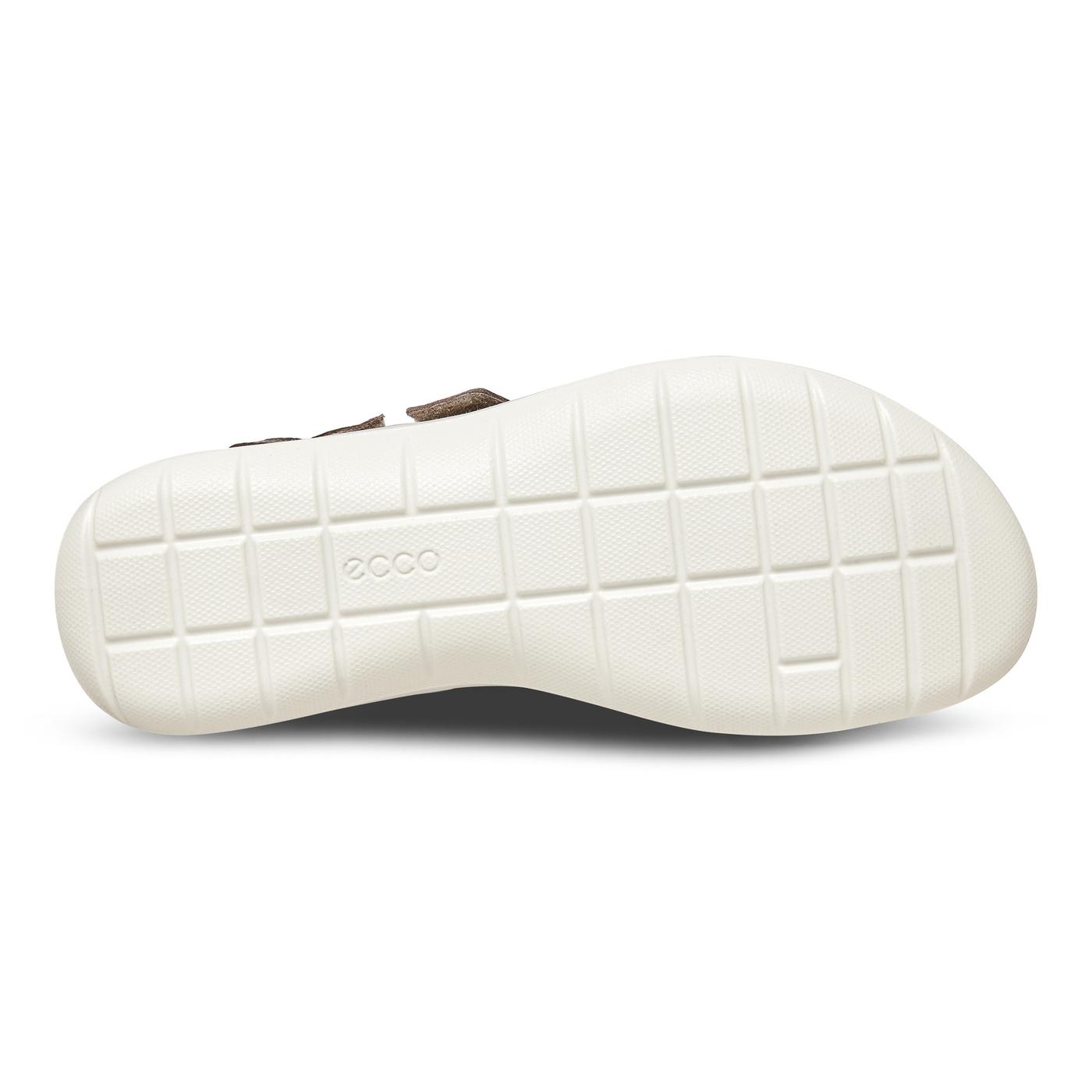 ECCO SOFT5 3-Strap Sandal