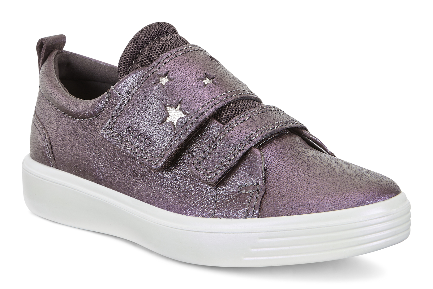 ECCO S7 Teen 2-Strap Sneaker Flower Printed