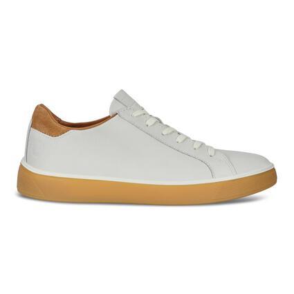 ECCO STREET TRAY Mens Sneaker Tie