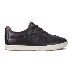 ECCO COLLIN 2.0 Nuback Leather Sneaker