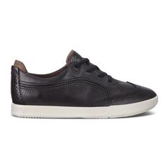 ECCO COLLIN 2.0 Nuback Leather Sneaker