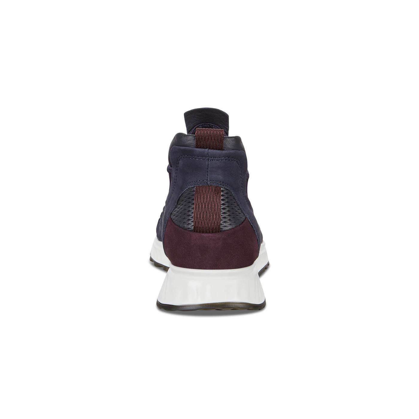 ECCO ST.1 Mens Mid Cut Sneaker Slip-On