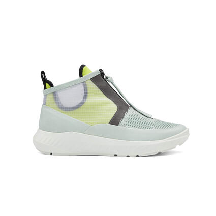 ECCO ST.1 Lite womens Zipup mid cut Sneaker  tannery exclusives