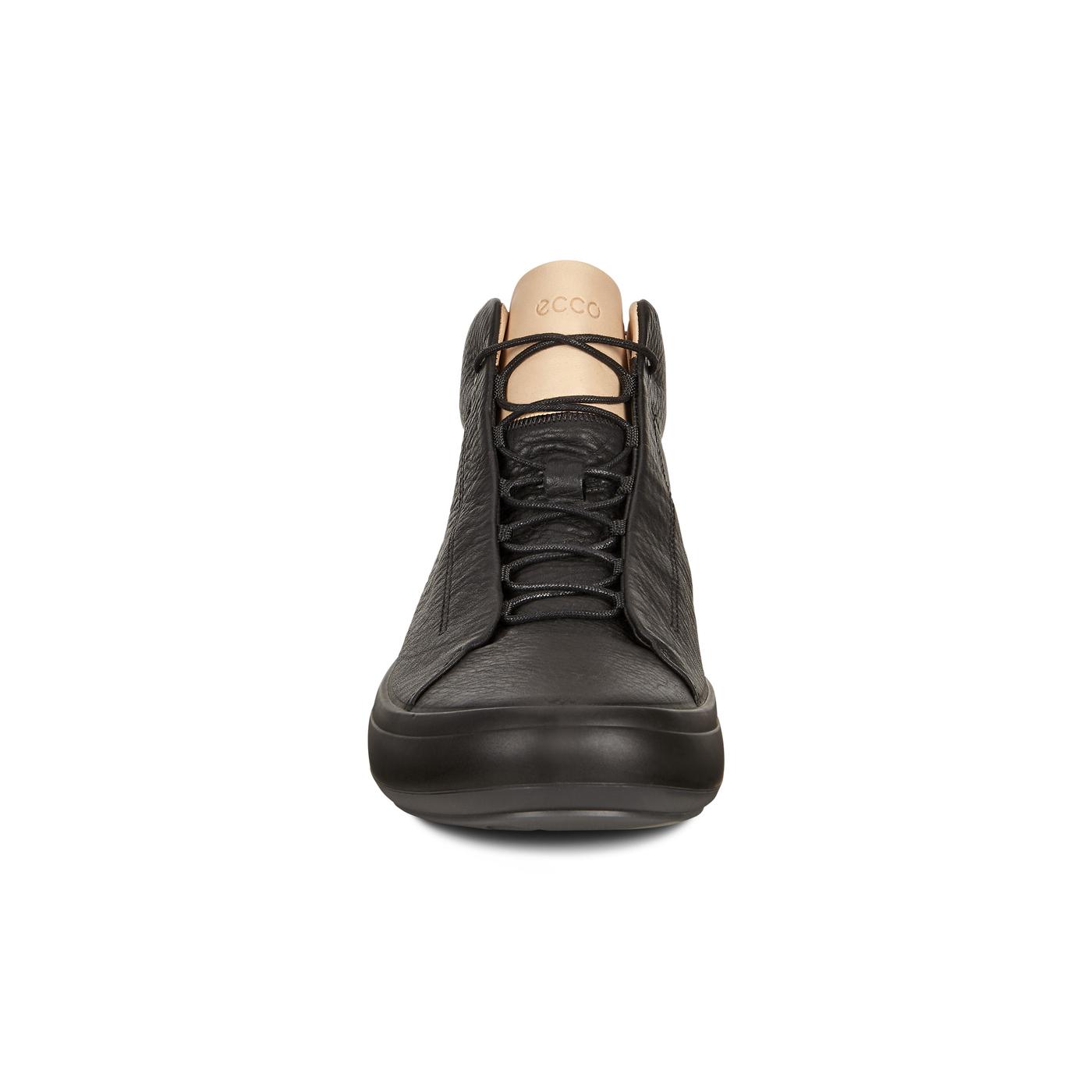 ECCO KINHIN Mens Highcut Sneaker