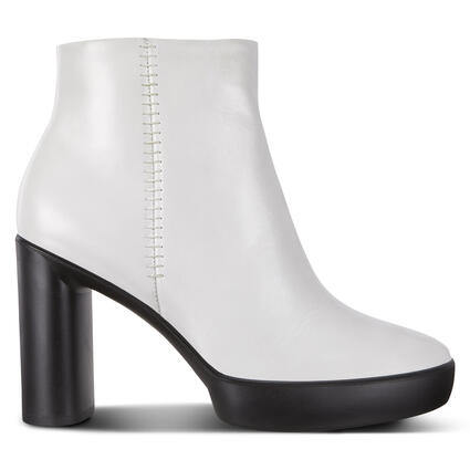 ECCO SHAPE SCULPTED MOTION Zip Up Boot Side-Stitch 75mm