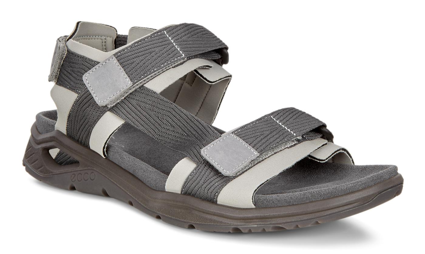 ECCO X-TRINSIC Mens Flat Sandal Textile Strap