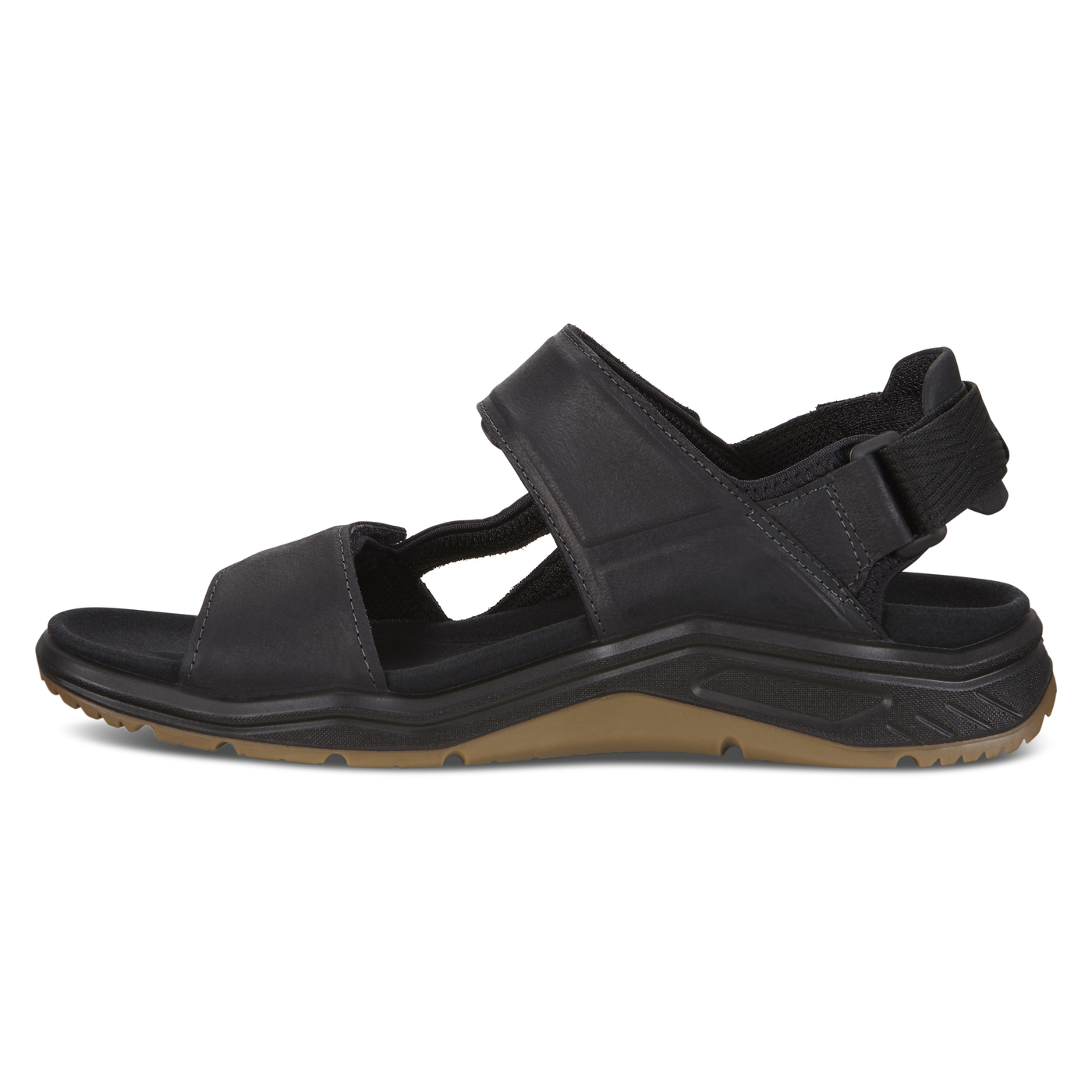 ECCO X-TRINSIC Mens Flat Sandal Leather Strap